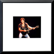 Bruce Springsteen Framed Fine Art Print