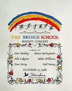 Bridge School Benefit Pellon