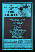 A Gathering of the Tribes Framed Poster