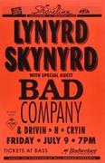 Lynyrd Skynyrd Poster