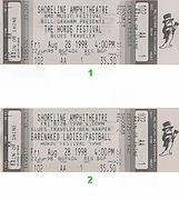 H.O.R.D.E. Festival Vintage Ticket