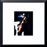 Lenny Kravitz Framed Fine Art Print