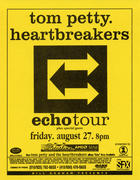 Tom Petty & the Heartbreakers Handbill