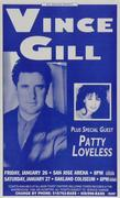 Vince Gill Poster