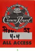 Mark Chesnutt Backstage Pass