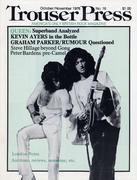 Trouser Press Magazine October 1976 Magazine