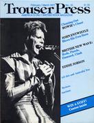 Trouser Press Magazine February 1977 Vintage Magazine