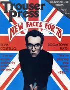 Trouser Press Magazine December 1977 Magazine
