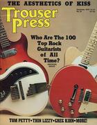 Trouser Press Magazine December 1978 Vintage Magazine