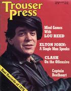 Trouser Press Magazine February 1979 Vintage Magazine