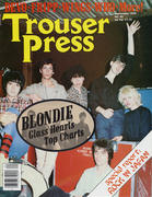 Trouser Press Magazine September 1979 Magazine