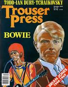 Trouser Press Magazine October 1979 Magazine