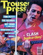 Trouser Press Magazine March 1980 Vintage Magazine