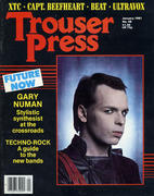 Trouser Press Magazine January 1981 Magazine