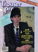 Trouser Press Magazine February 1983 Magazine