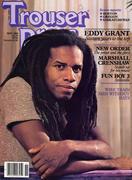 Trouser Press Magazine November 1983 Magazine