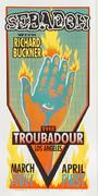 Sebadoh Handbill