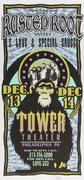 Rusted Root Poster