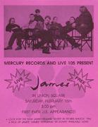 James Handbill