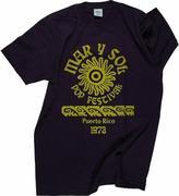 Mar Y Sol Pop Festival Men's T-Shirt