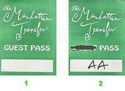 The Manhattan Transfer Backstage Pass