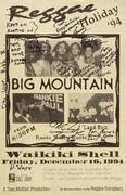 Big Mountain Poster