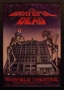 Grateful Dead Framed Poster