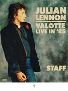 Julian Lennon Laminate