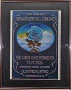 Grateful Dead Framed Proof