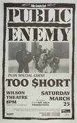 Public Enemy Poster