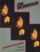 Jim Morrison: An Hour For Magic Book