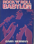 Rock 'N' Roll Babylon Book