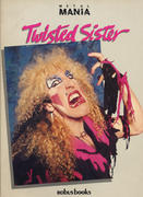 Metal Mania: Twisted Sister Book