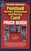 Football, Hockey, Basketball and Boxing Card Price Guide Book