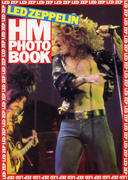 Led Zeppelin HM Photo Book Book