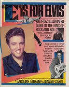 """""""E"""" is for Elvis Book"""