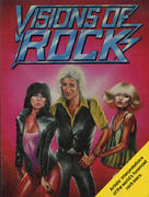 Visions of Rock Book