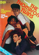 A Tribute To The Thompson Twins Book