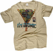I'm Bionic Men's T-Shirt