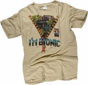 I'm Bionic Men's T-Shirt
