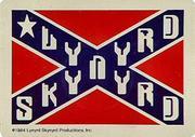 Lynyrd Skynyrd Sticker