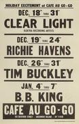 Clear Light Handbill