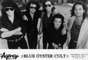 Blue Oyster Cult Promo Print