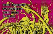 Magic Mushroom Poster
