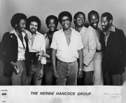 Herbie Hancock Group Promo Print