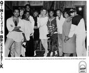 Quincy Jones Promo Print