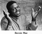 Bernie Mac Promo Print