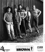 Sawyer Brown Promo Print