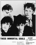 These Immortal Souls Promo Print