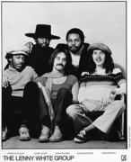 The Lenny White Group Promo Print